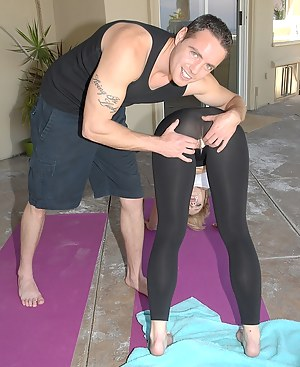 Best Yoga Porn Pictures